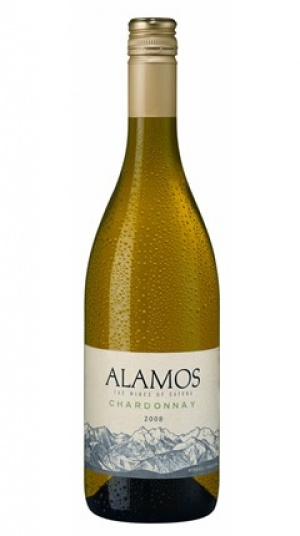 Alamos Chardonnay 2016 Mendoza Witte Wijnen