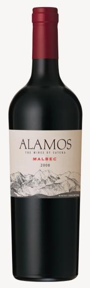 Alamos Malbec 2016 Mendoza Rode Wijnen Verkrijgbaar